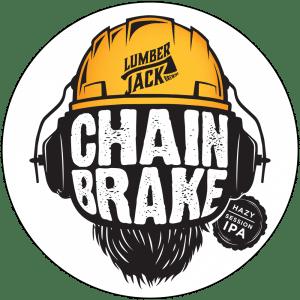 chain brake tap badge