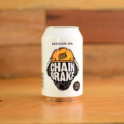 chain brake can